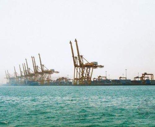 Dalian Port project