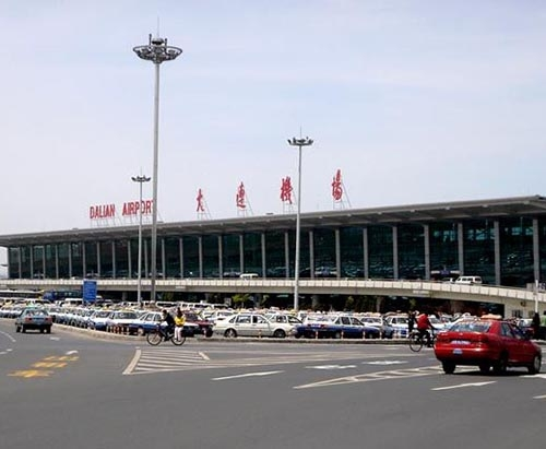 Dalian airport project
