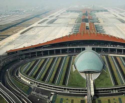 Capital Airport T3 terminal